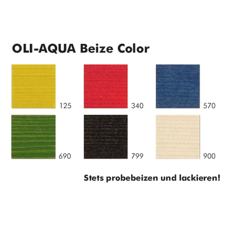 OLI-Aqua Beize Color