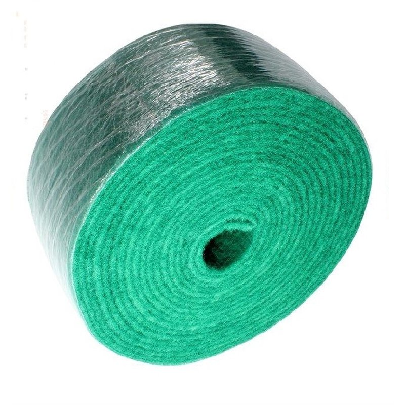 INDASA NYLON WEB Medium Green Schleifvlies Rolle 115 x 10 m Grün